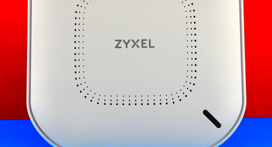 Wifi-6 AP Zyxel NWA110AX im Test: WLAN für Profis