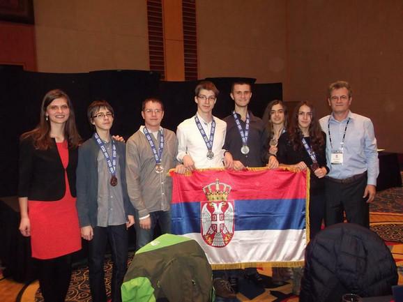 Srpski olimpijci su se vratili sa šest medalja