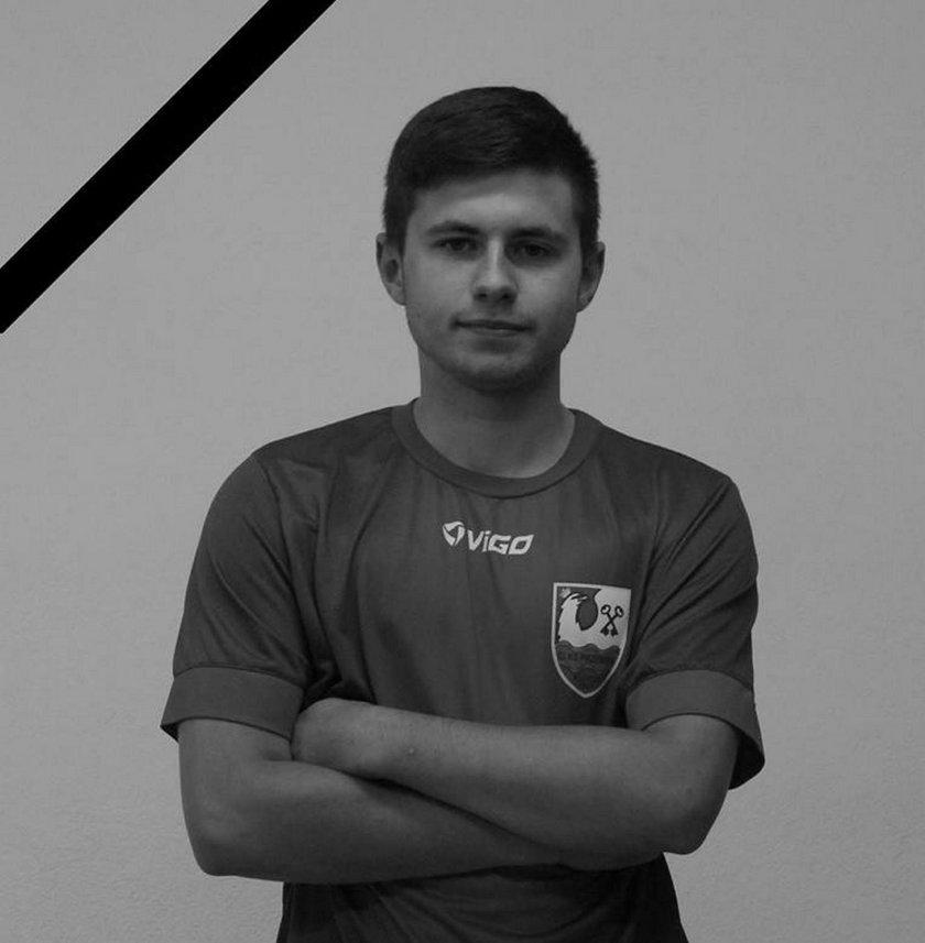 Tragedia w Małopolsce. Nie żyje młody piłkarz