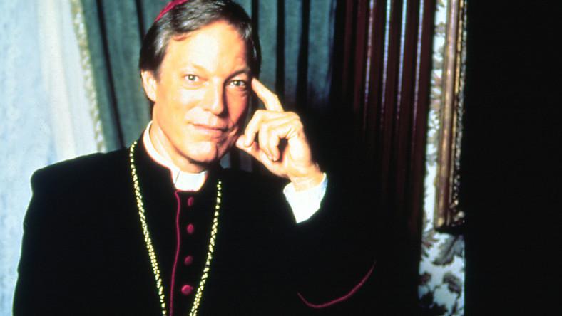 Richard Chamberlain był zakochanym kardynałem Ralphem de Bricassart w kultowym serialu z lat 80.