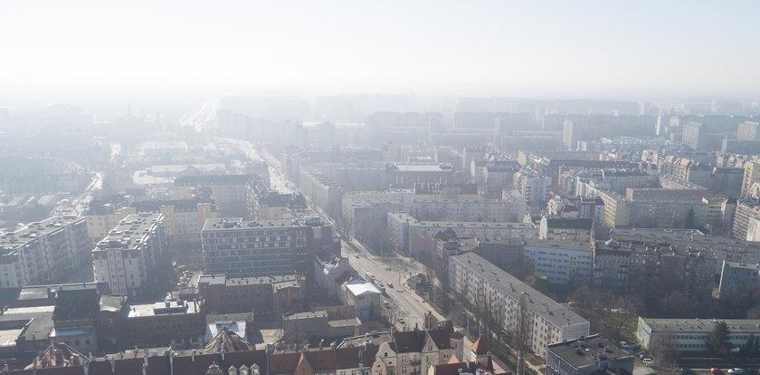 Wrocław ma najgorsze powietrze na świecie