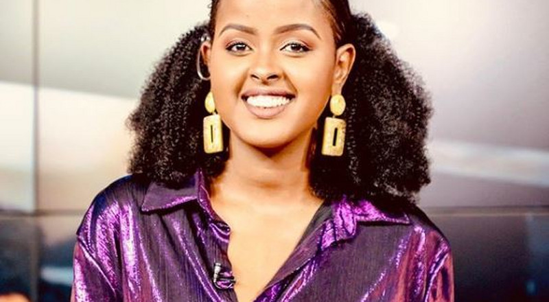 She did extra ordinary well – Nigerians applaud Amina Abdi after hosting the Africa Magic Viewers' Choice Awards (AMVCAs)