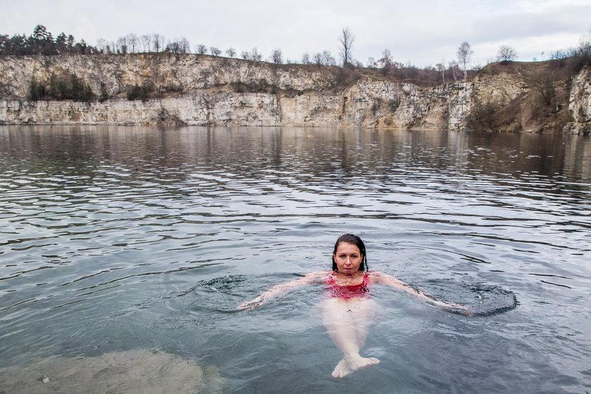 Zimna woda zdrowia doda