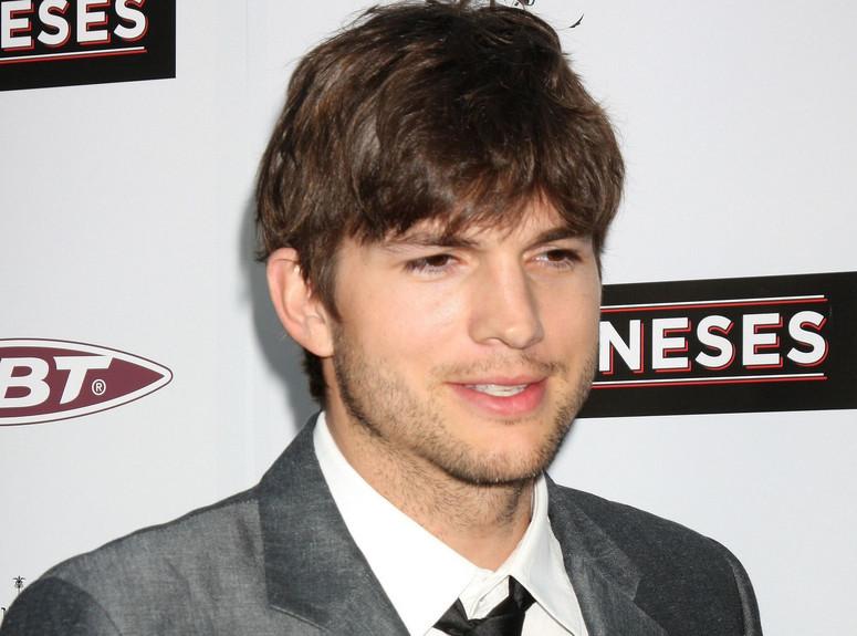 Ashton Kutcher Randka Mila Kunis 2012