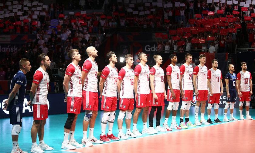 Reprezentanci Polski w siatkówce w sobotę zmierzą się w półfinale ME ze Słowenią