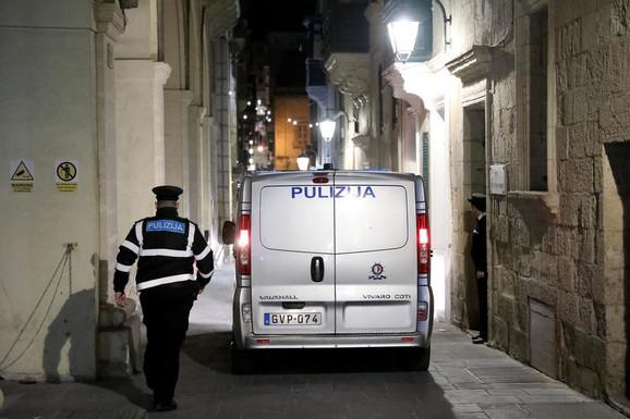 Malteška policija