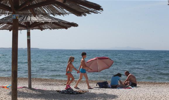 Broj mesta na plažama će biti ograničen