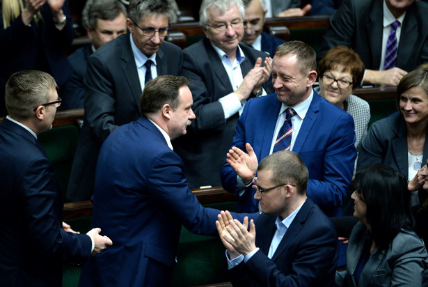 Sejm bezwzględną większością wybrał nowych członków TK