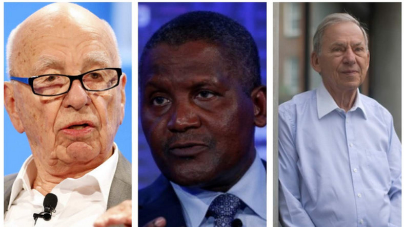 These are the 6 richest billionaires in Africa right now