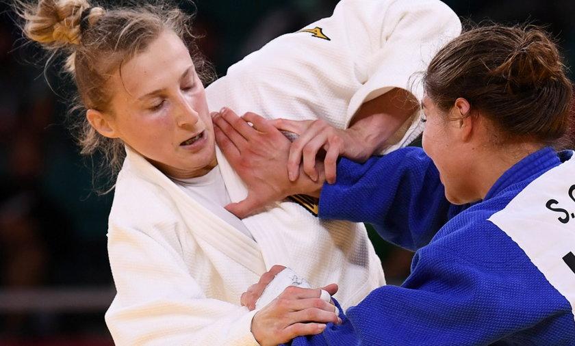 Martyna Trajdos została zmotywowana przez trenera szarpaniem i policzkowaniem.