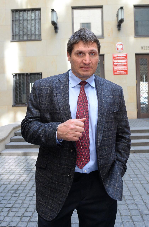 """Jarosław Sokołowski ps. """"Masa"""" wyzywa Andrzeja Gołotę na pojedynek"""