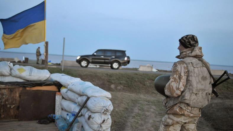 Szturm na krymskie koszary