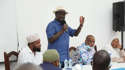 Raila goes after DP Ruto in fiery speech, hints at 2022 presidential bid [Video]