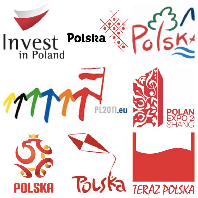 Loga promujące Polskę