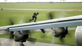 """""""Mission Impossible: Rogue Nation"""" najbardziej niebezpiecznym filmem Toma Cruise'a"""