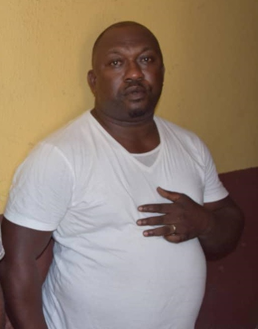 Inspector Ogunyemi Olalekan has been accused by at least two people that spoke to Pulse as the man that extorted them after they were arrested for no just cause by SACS [Nigeria Police Force]