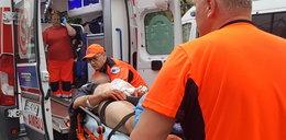 Adam Zając, zawodnik MMA, walczy o życie. Potrzebna krew