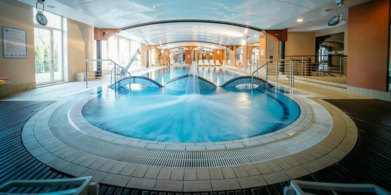 Łeba Hotel SPA - Strefa Wellness i SPA