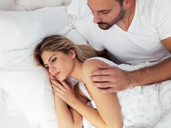 Neki ljudi ne uživaju u seksu. Za to postoji razlog koji je veoma OZBILJAN. Evo kako da sve rešite