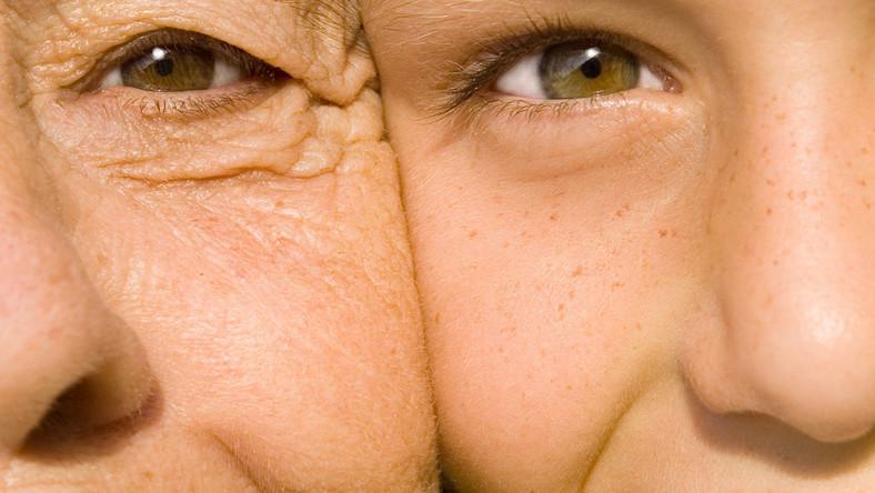 Esencja niebieskich alg zapobiega starzeniu