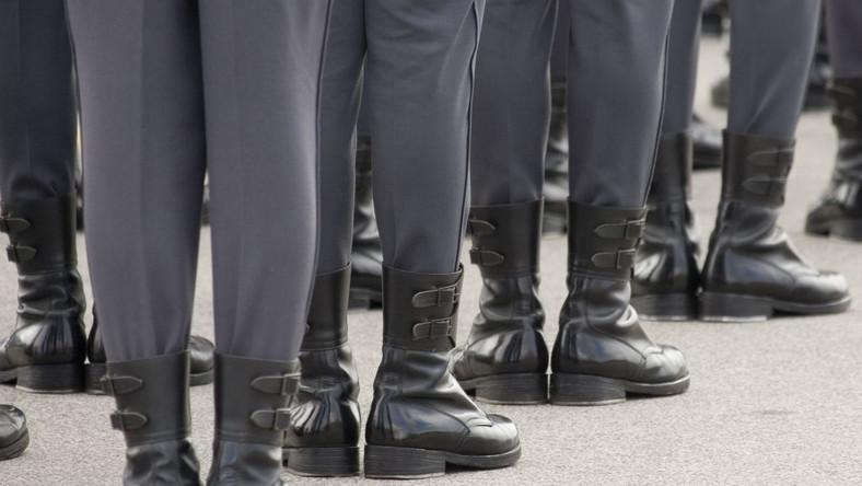 Reformy emerytur służb mundurowych szybko nie będzie