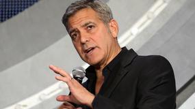 George Clooney wykazał się ignorancją?