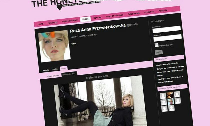 Róża Anna Przewięzikowska w finale światowego Top Model