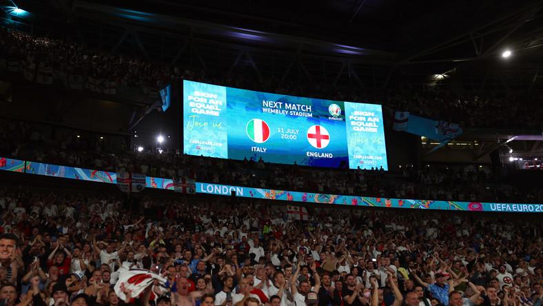 Kibice na Wembley