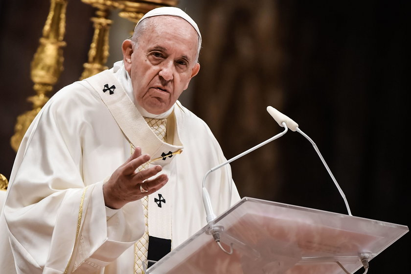 Nawet papież nie pomógł