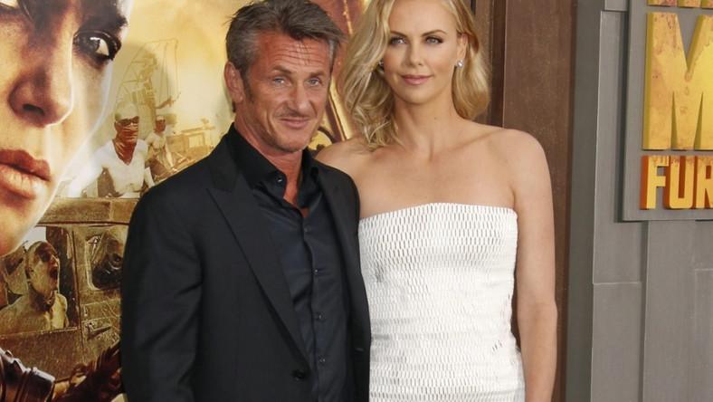 """Para pokazała się razem na premierze filmu """"Mad Max: Na drodze gniewu"""" w Los Angeles..."""