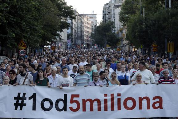 """""""1 od 5 miliona"""" nemaju značajnije uporište u biračkom telu, jer nisu percipirani kao stranka, kaže Vladimir Pejić"""