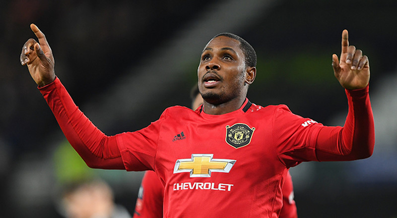 More Nigerians attending Manchester United's games at Old Trafford to see Odion Ighalo