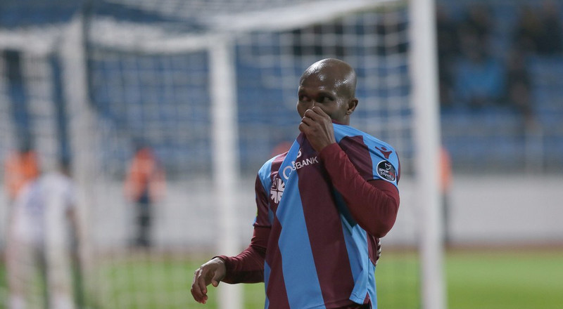 Super Eagles striker Anthony Nwaekeme bags brace for Trabzonspor against Kasimpasa in Turkey