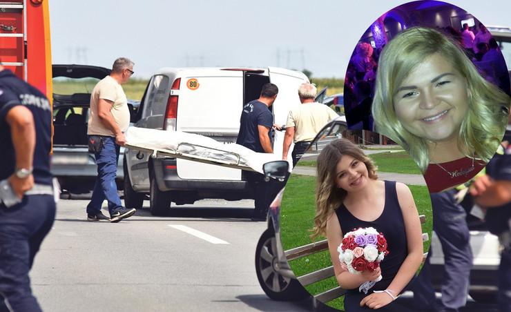 U saobraćajnoj nesreći na Zrenjaninskom putu kod Kaća, poginule sestre Dobrila i Vida Milić
