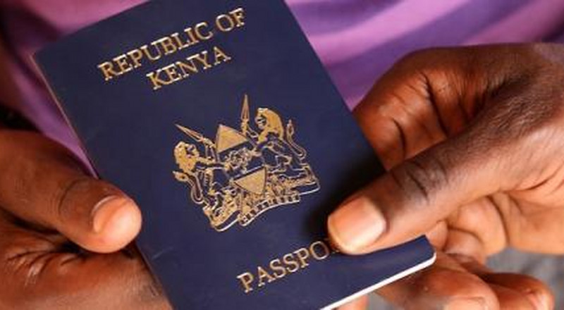 Gov't extends use of old Kenyan passport- Matiang'i announces