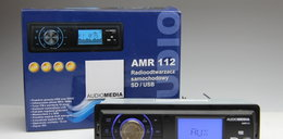 Radio samochodowe za 100 zł? Test Audiomedia AMR112
