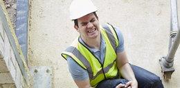 Wypadek w pracy? Jak dostać odszkodowanie