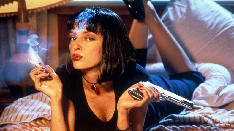 """Pulp Fiction"" - kadr z filmu"