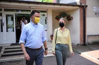 Hołownia: Apelujemy do rządu o podjęcie masowego wyszczepiania przeciwko grypie sezonowej