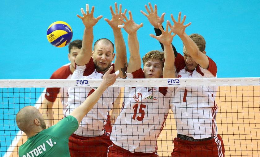 POLSKA - BULGARIA SIATKOWKA FIVB VOLLEYBALL MEN'S WORLD CHAMPIONSHIP 2018