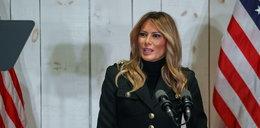Melania Trump przerwała milczenie po porażce męża