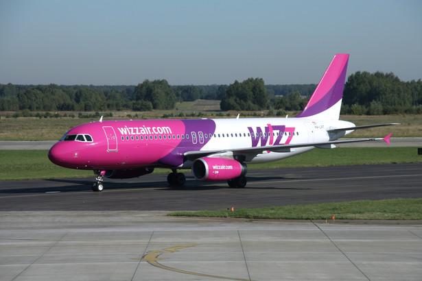 Airbus A320 linii Wizz Air