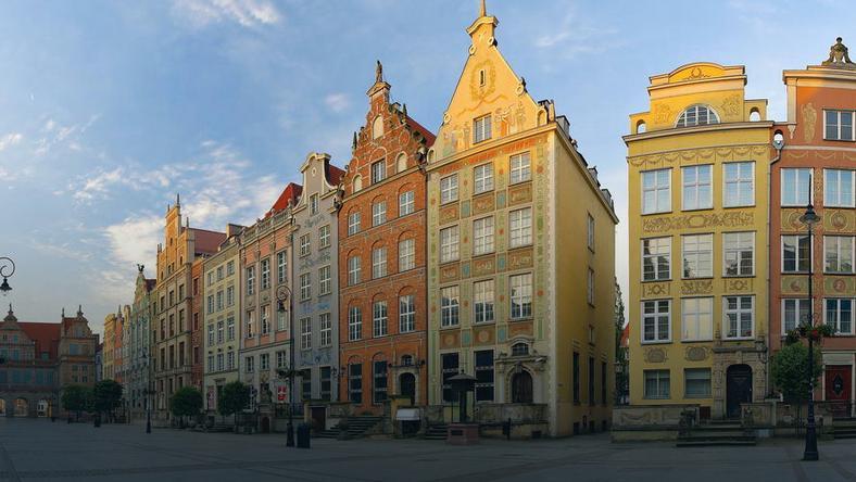 fot. Shutterstock, na zdj. Gdańsk