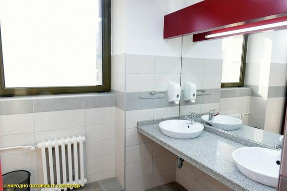 Narodno pozorište sređeni toaleti