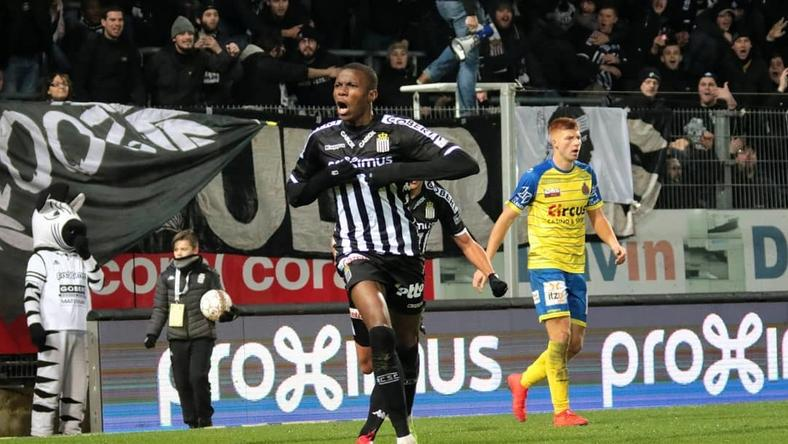 Victor Osimhen is wanted in Italy by AC Milan [Charleroi]