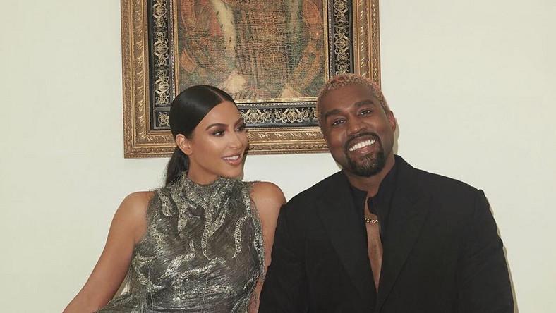 Kim Kardashian and hubby, Kanye West [Instagram/KimKardashian]