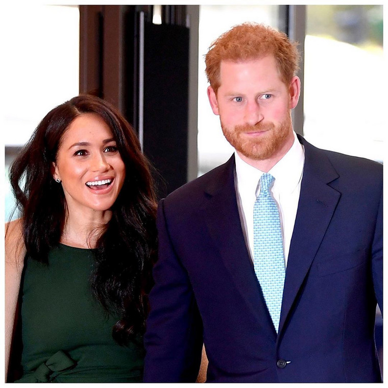 Finally, the Duke and Duchess of Sussex revealed that moving on, they will continue to work with the royal family.  [Instagram/SussexRoyal]