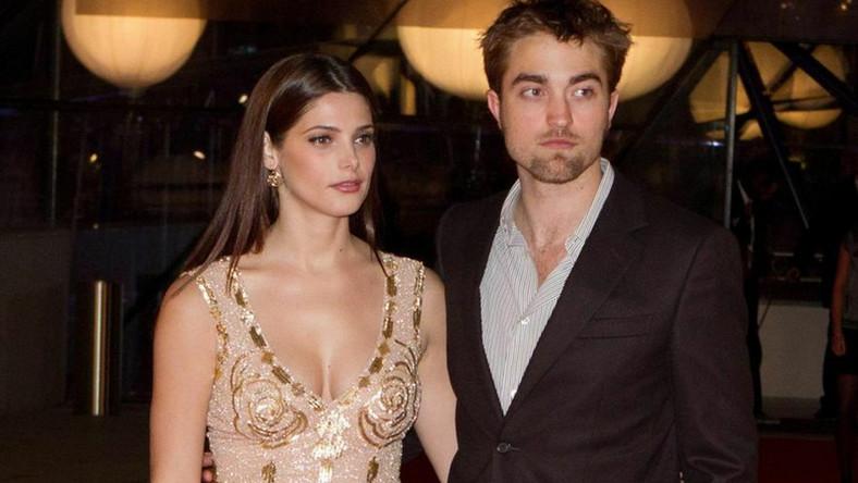 Ashley Greene i Robert Pattinson