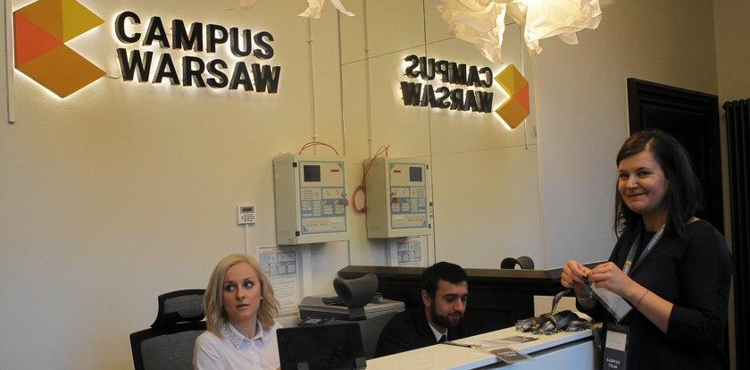 Google otworzyło Campus w Warszawie. Jest moc!