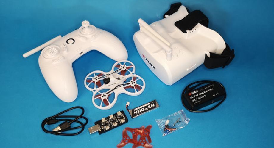 Einsteiger-Set im Test: Drohne mit Videobrille für 130 Euro